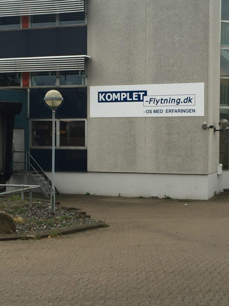 Lager til leje og opbevaring i Hvidovre ved København